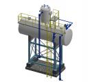 Khử khí nước cấp lò hơi